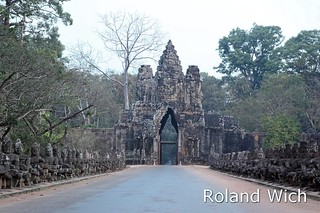 Angkor Thom - South Gate