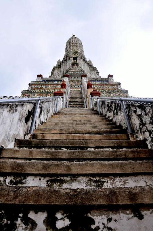 "Wat Arun, ""Temple of the Dawn"""