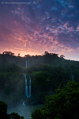 Chasing the Light - Iguazu Falls