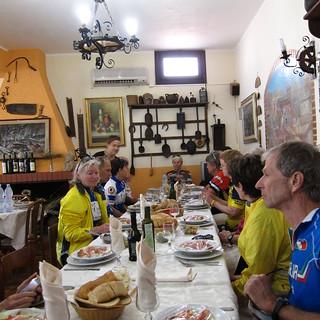 lunch in Cuglieri