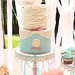 French chic inspired cake by Bella Cupcakes (Vanessa Iti)