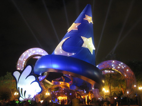 Mickey's Magic Hat Hollywood Studios
