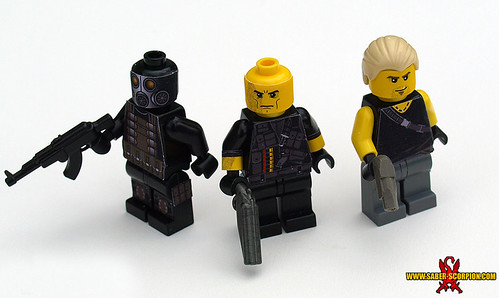 LEGO Uncharted 2 Villains