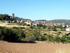 Marzials dominé par Castelnau Pégayrols, Aveyron