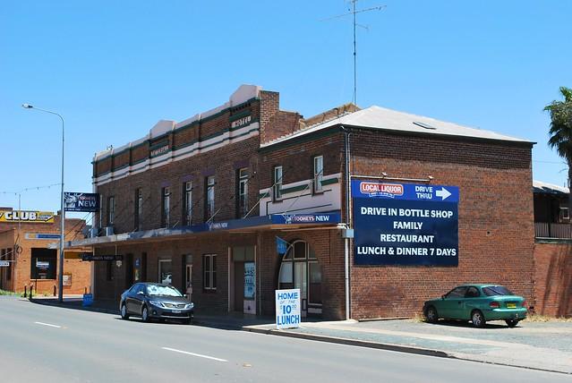 West Wyalong Australia  city images : Tattersalls Hotel, West Wyalong | Explore Mattinbgn's photos ...