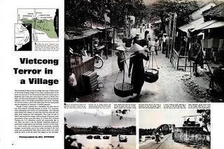LIFE Magazine September 3, 1965 (5) - Vietcong Terror in a Village