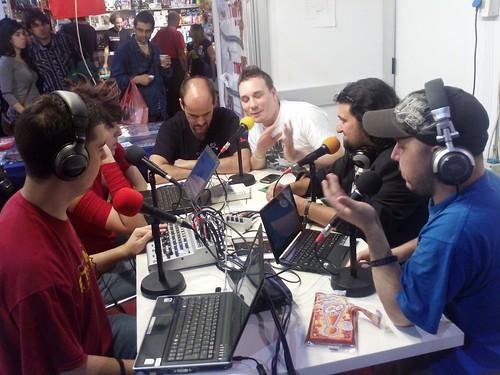 Encuentro de Podcast