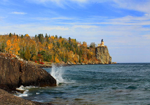 "Autumn at ""The Lighthouse"""