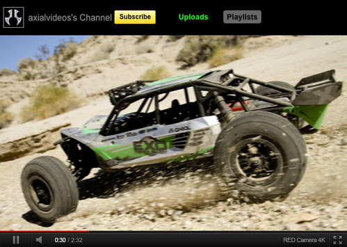 Axial Videos YouTube Axial EXO Terra Buggy