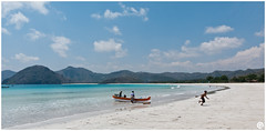 Selong Blanak Beach