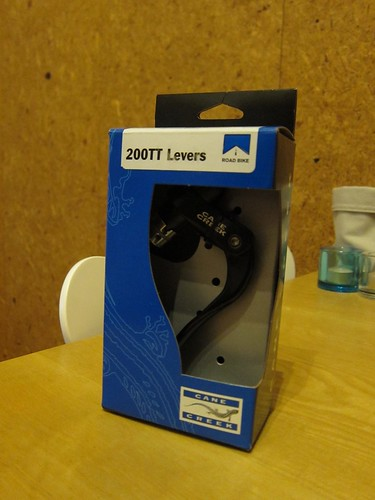 Cane Creek 200TT Levers Package
