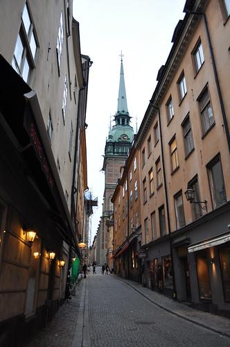 2011.11.09.135 - STOCKHOLM - Gamla stan - Tyska brinken - Tyska kyrkan