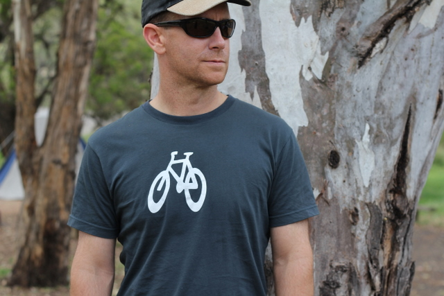 Planet Boab Australian handprinted organic cotton T-shirt
