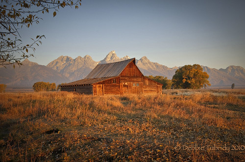 History Alive in the Tetons