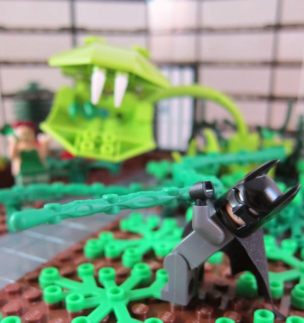 Batman vs. Poison Ivy 3