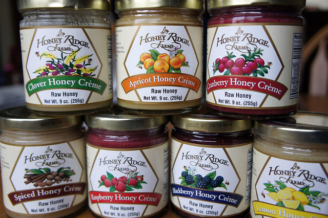 Honey Ridge Farms Honey Creme