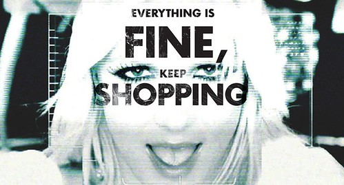 adbusters_occupyxmas-everything-is-fine by jim leftwich