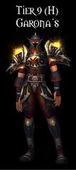 Rogue Tier 9 Horde