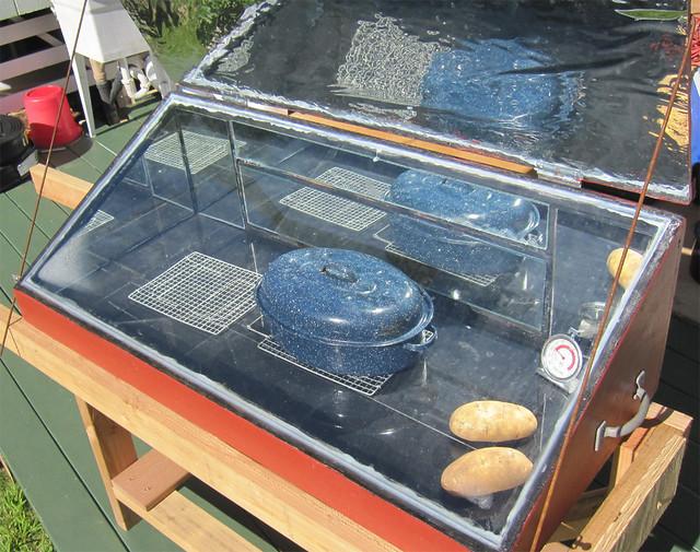 Solar Oven - Thanksgiving Dinner  Flickr - Photo Sharing-2172