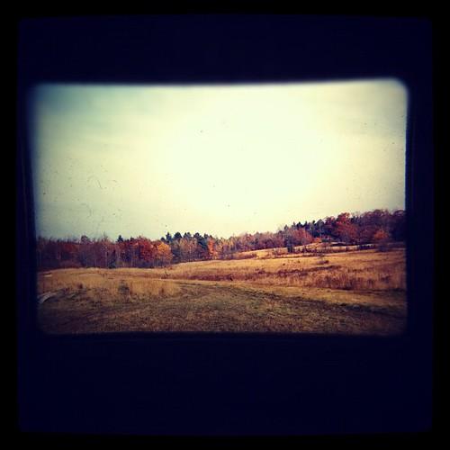 the Bradstreet land