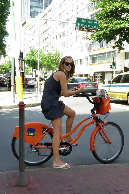 Rio Cycle Chic