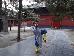 Sat, 24/03/2012 - 04:53 - Shifu Kanishka Sharma represents true knowledge of Shaolin Kungfu In India. He was Trained Intensely by in Shaolin Temple by Shifu Shi Hengjun, Shi Suxi in earlier days and later by Shifu Shi Yanfang, Shi YanZi. Shifu Kanishka Shaolin Journey Started in the year 2001 when he became the First Indian who got trained in Shaolin Temple. After 5 to 6 years few Indian people went for a very Short Span of Time and Now claims themself as Shaolin Masters in India. Shaolin India represents authentic Shaolin Kungfu and aims to spread real essence of Shaolin Kungfu Under the name of Shaolin India which was Given to him by Abbot of Shaolin Temple Shi Yongxin.  Shi Yongxin gave Shifu kanishka his buddhist shaolin name as Shi Yan Du. For More Information please check our website of Shaolin India Shaolin Kung Fu India www.shaolinindia.com