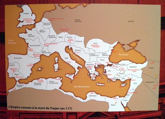 L'Empire romain à la mort de Trajan (en 117), L'image et le pouvoir. Le siècle des Antonins (Image and power. The age of the Antonines), MSR, Musée Saint-Raymond, Musée des Antiques de Toulouse