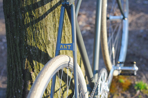 ANT Truss Frame Bicycle