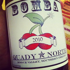 2010 Quady North Bomba