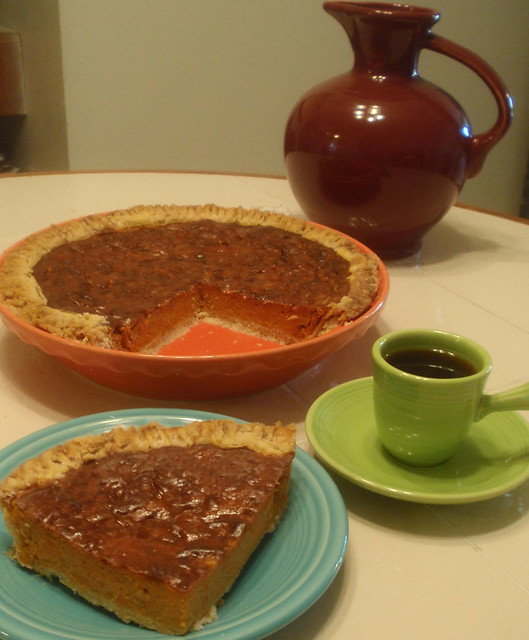 Sweet Potato Bourbon Pie | Mix up cooked, mashed sweet potat ...