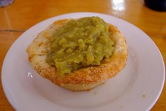 IMGP7171 Pie and peas