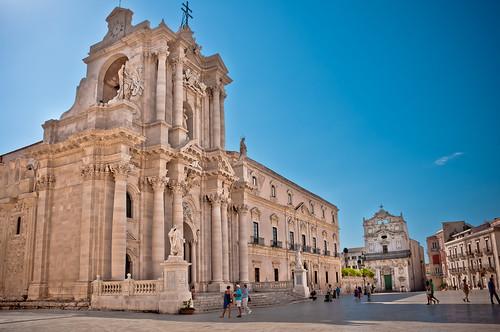Siracusa, il Duomo