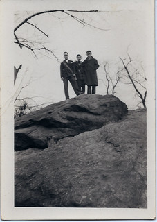 Dad & Buddies, Central Park