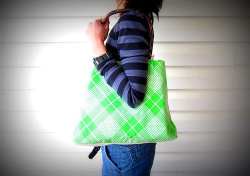 lomo green weave