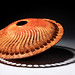 Oak Pod Carved 18 x 18 x 10 inches 1000pix by angusclynewoodturning