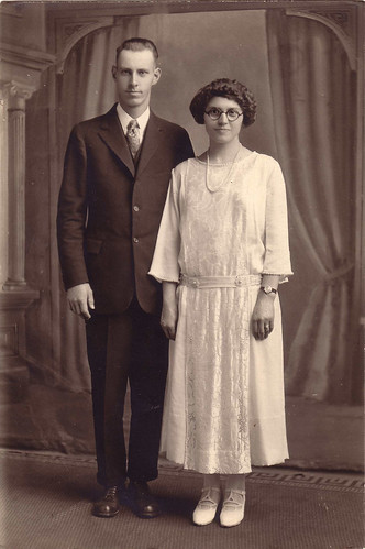 Stap - John & Alice 12 Oct 1924