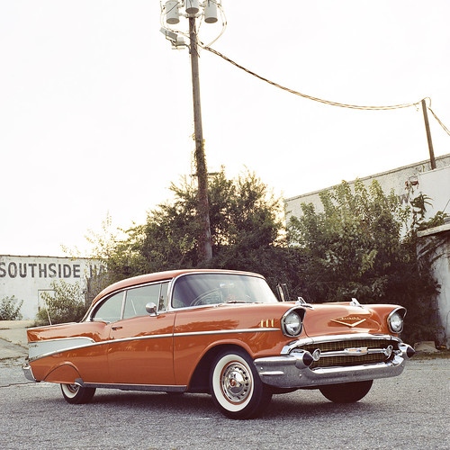 Frank's '57 Chevy Bel Air
