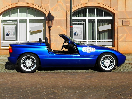 alpina bmw z1 rle 35 66 1991 a photo on flickriver. Black Bedroom Furniture Sets. Home Design Ideas
