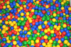 food(0.0), dessert(0.0), jelly bean(0.0), candy(1.0), confectionery(1.0), ball pit(1.0), toy(1.0),