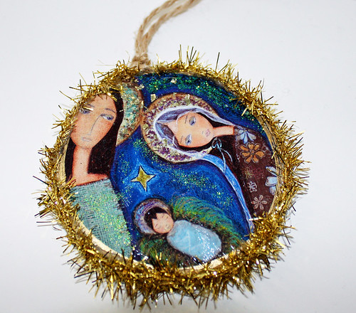 Holy Night ornament