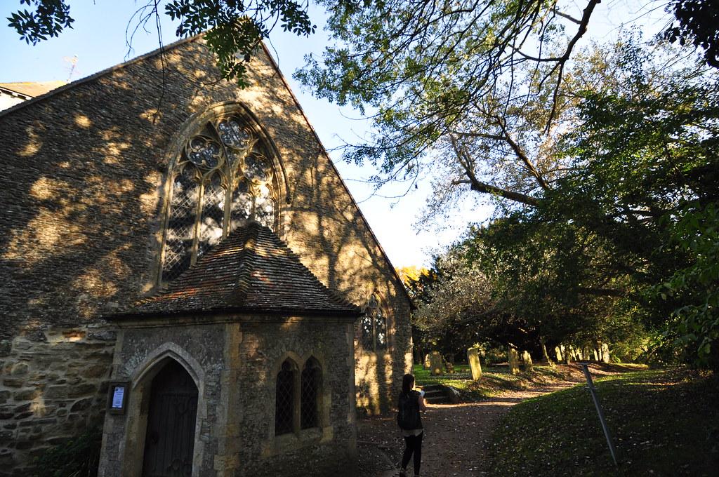 All Saints Church - Icklesham