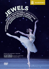 Balanchine's Jewels on the Mariinsky Label (DVD/Blu-Ray)