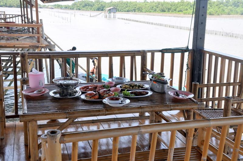Thai Fishing Village