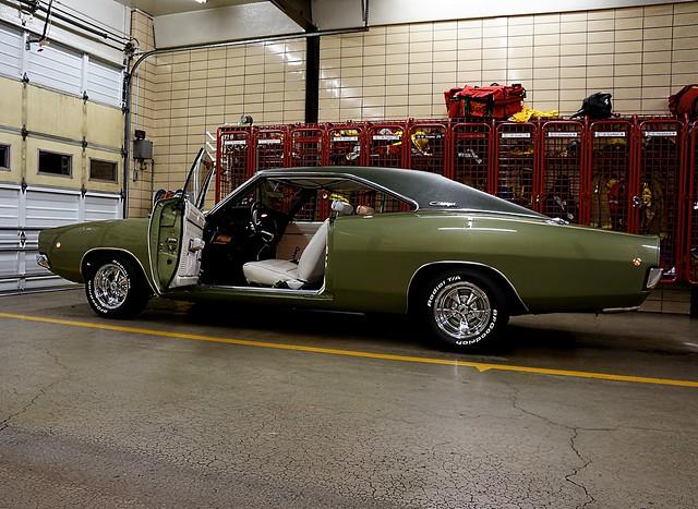 1968 Dodge Charger R/T - Station 6 IV