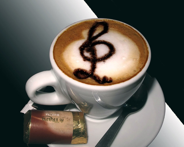 cafe musical !!!