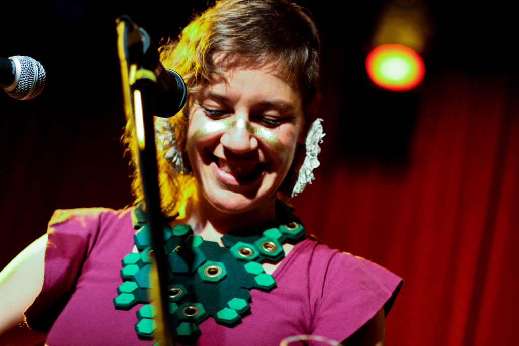 tUnE-yArDs at Off Broadway