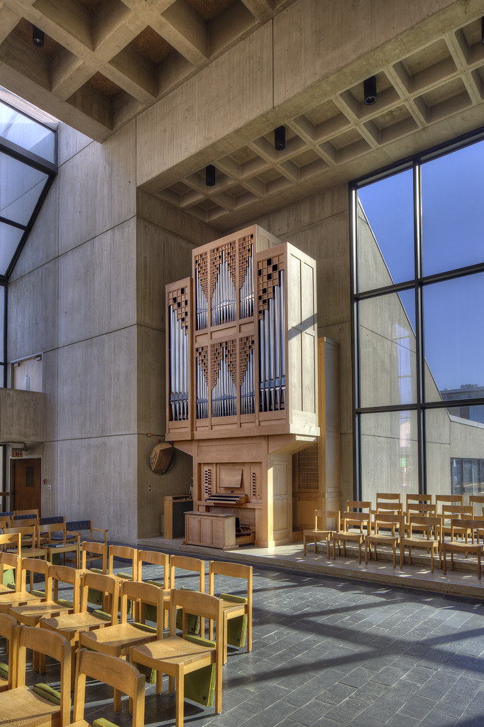 St. Paul's Cathedral, Episcopal - Wilhelm organ 1973 2m by The NEO Press, on Flickr
