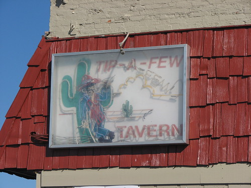 Tip-a-Few Tavern Sign, Grand Haven, MI