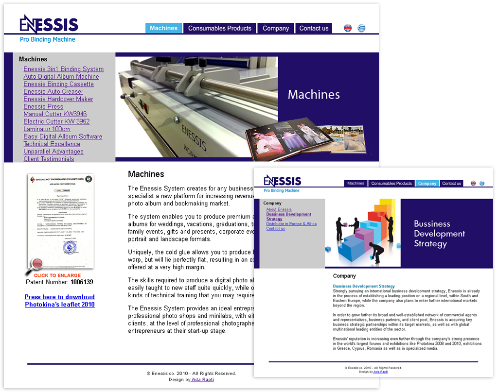 Enessis-webpage_Machines