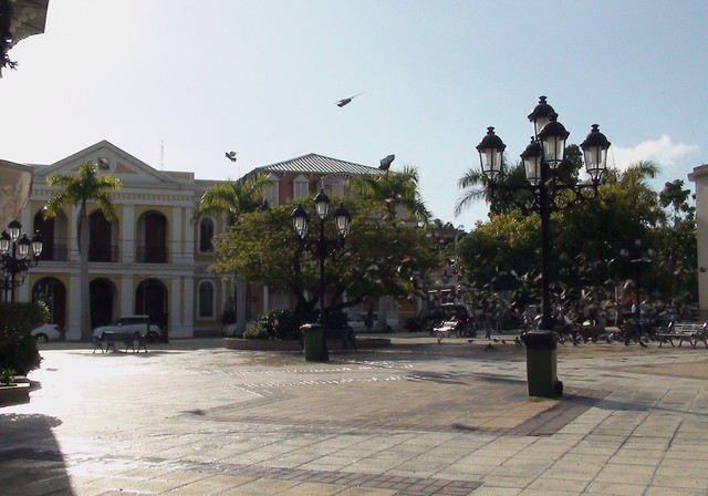 Downtown Puerto Plata